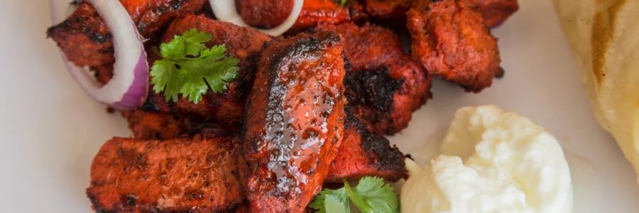 BONELESS TANDOORI CHICKEN